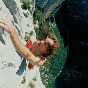 Alain Robert rock climber French Spiderman l homme araignee escalade